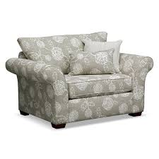 chair and a half recliner. floral recliner chair and a half h