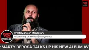 Comedy Album Charts Listen Marty Derosa Talks About Slamming The Apple Itunes
