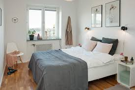 Scandinavia Bedroom Furniture Design In Scandinavian Style