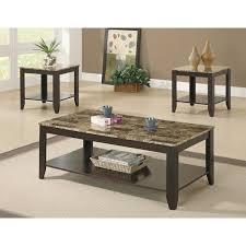 piece coffee table set at wayfair