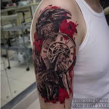 тату в стиле клокворк эскизы и фото галлерея работ тату мастеров