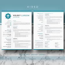 Nursing Resume Archivos Hired Design Studio