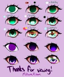 anime eyes color. Perfect Color Cool Eye Drawings Kpop Magic Eyes Anime Color Shades  Red Color Tutorials In Eyes I