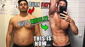 can t lose weight gain muscle this