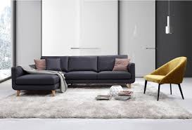 Sectionals And Sofas Modern Sectional Sofas Allmodern