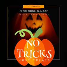 halloween sale flyer halloween flyer templates postermywall