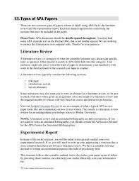 literature review example apa   sop examples literature review in apa format structure