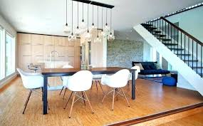 incredible pendant lights dining room hanging lighting over table how high to hang light full size