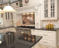 Modern Traditional Kitchen Astonishing Modern White Kitchen Design And Decoration Using White