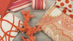 Pantones Color Of The Year Is Living Coral Cnn