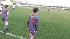 Real SoCal2003 vs Dallas Roma FC Vegas showcase Mar10 2019 - YouTube
