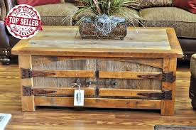 Heritage Barn Wood Coffee Table ...