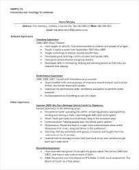 Resume Objective Teaching Science Teacher Resume Examples Examples ...