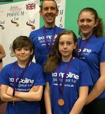 Rowland Leads The Way - Northamptonshire Trampoline Gymnastics ...