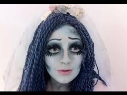 costume make up tutorial corpse bride