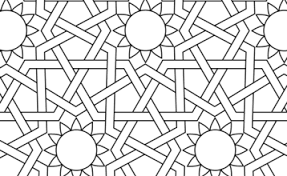 Mosaic Coloring Pages 45406 Luxalobeautysorg