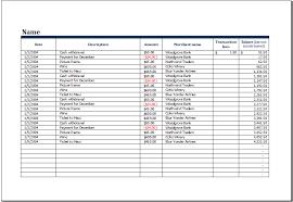 Bank Reconciliation Excel Format Microsoft Excel Reconciliation Template