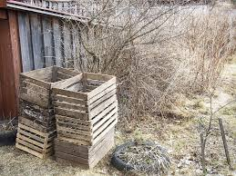 where to get wooden crates for free
