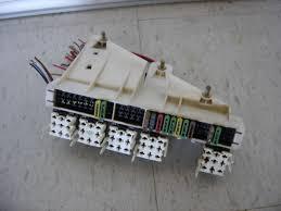 relay junction box 1995 bmw 740il e38 fuse <em>relay< em> panel <