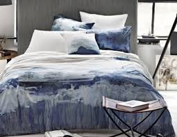 Sky blue style - Cottonbox & Sheridan_Anise. Anise Quilt Cover ... Adamdwight.com
