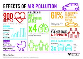Pictorial Information About Air Pollution Health Air