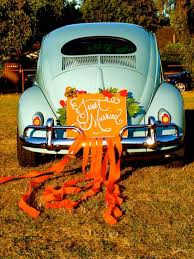 Indian Wedding Car Decoration Ideas that are Fun and Trendy | Just married  sign, Just married car, Wedding car