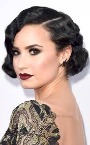 how to do old hollywood waves on short hair check it out at