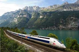 in europe to experience by train