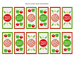 Pizza Party Invitation Templates Printable Pizza Party Invitation Template Download Them Or Print