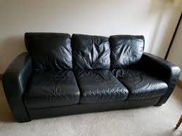 3 seater black leather sofa and chair black leather sofa25