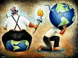 Resultado de imagen de Derrumbe de las bolsal  capitalistas