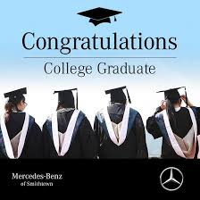 Congratulations For Graduation Congratulations On Your Graduation Mercedes Benz Of Smithtown