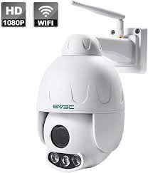 SV3C WiFi <b>PTZ Security Camera</b> Outdoor <b>1080P Pan Tilt</b>: Amazon ...