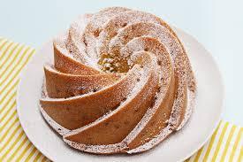 Olive oil–Meyer lemon Bundt cake Recipe