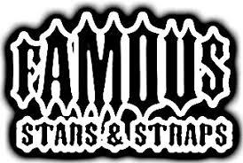 Знаменитые звезды и ремни - <b>Famous Stars and Straps</b> - qwe.wiki