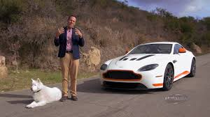 2017 Aston Martin V12 Vantage S 7 Speed Manual FIRST DRIVE REVIEW ...