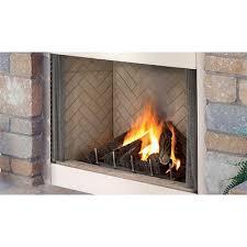 6000 Series Gas Fireplace  Heat U0026 GloFireplace Refractory Panels