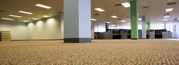 commercial transformations border office floor carpet
