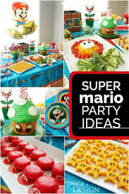 See more ideas about super mario cupcakes, super mario, mario cake. 21 Super Mario Brothers Party Ideas And Supplies Spaceships And Laser Beams