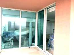 installing a sliding patio door installing a sliding patio door cost to replace patio door glass
