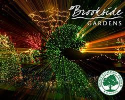 Garden Of Lights January 1 Garden Of Lights At Brookside Gardens