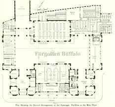 Forgotten Buffalo Featuring Central TerminalGrand Central Terminal Floor Plan