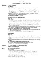 Dcs Engineer Sample Resume DCS Engineer Resume Samples Velvet Jobs 1