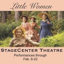 StageCenter Theatre presents: Little Women - BCS   Calendar