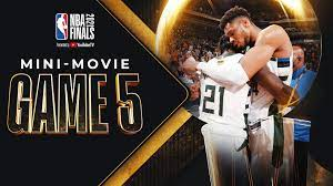 2021 NBA Finals: Suns vs. Bucks