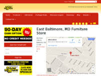 Roberts Discount Bedding and Furniture in Baltimore 420 N Haven
