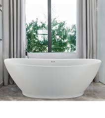 elise 66 inch freestanding soa elise 66 inch spacious soaking