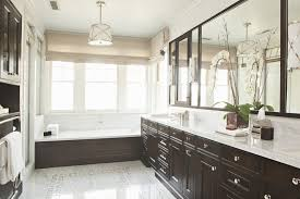 White Bathroom Cabinets With Dark Countertops Design Of White