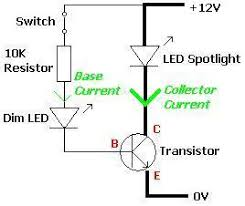 example transistor circuit leds reuk co uk transistor circuit diagram