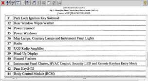2005 lexus rx330 radio problems wiring diagram for car engine 2004 buick rendezvous radio wiring diagram